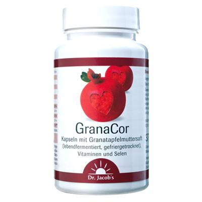 GranaCor - 60 kapsułek, suplement diety.