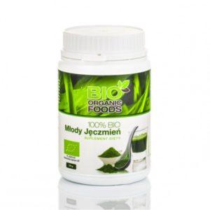 Młody jęczmień - 135 gram- sproszkowany sok