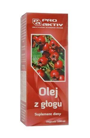 Olej z głogu 100 ml