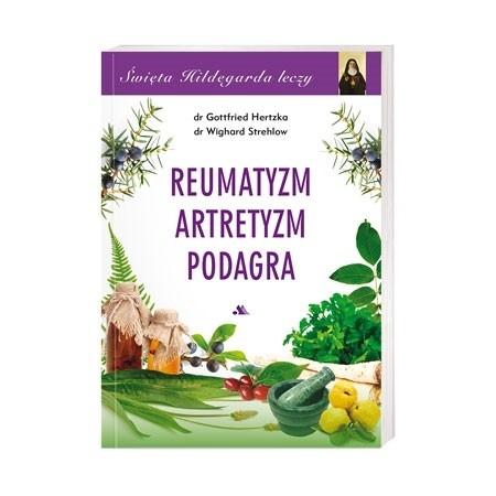 Reumatyzm Artretyzm Podagra dr Gottfried Hertzka