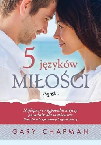 5 języków miłości Gary Chapman