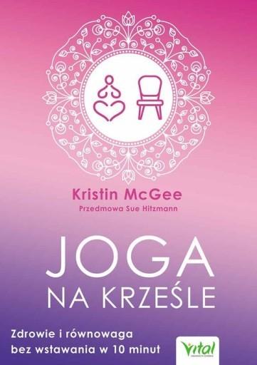 Joga na krześle Kristin McGee