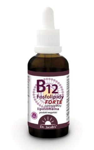 Witamina B12 metylokobolamina 15 gram, 60 tabletek