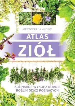 Atlas ziół Aleksandra Halarewicz