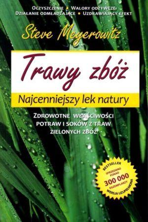 Trawy zbóż Steve Meyerowitz