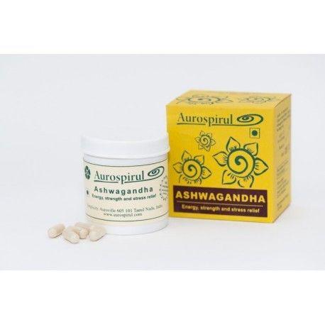 Ashwagandha 200 tabletek, 100 gram