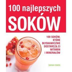 100 najlepszych soków Sarah Owen NOWOŚĆ