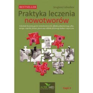 Praktyka leczenia nowotworów J.Lebiediew cz 3