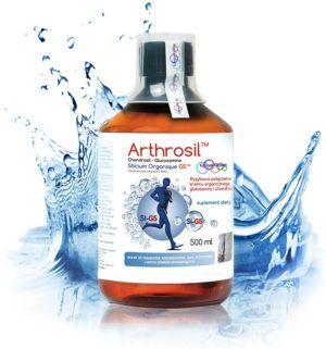 Krzem organiczny - Arthrosil wzmocnienie stawów, 500 ml