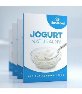 Bakterie jogurtu naturalnego dr J.Kempisty