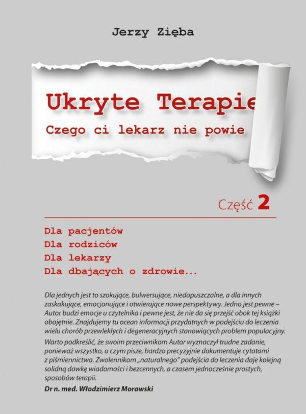 Ukryte Terapie cz 2 Jerzy Zięba